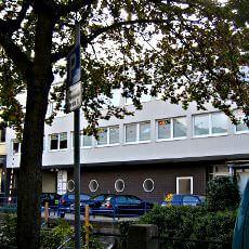 Die Akademie liegt in der City von Göttingen